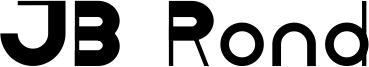 JB Rond Font