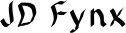 JD Fynx Font