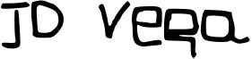 JD Vega Font