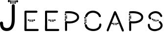Jeepcaps Font