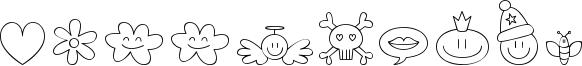 Jellodings Font