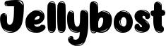 Jellybost Font