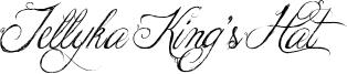 Jellyka King's Hat Font