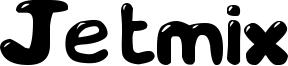 Jetmix Font