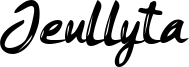 Jeullyta Font
