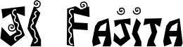 JI Fajita Font