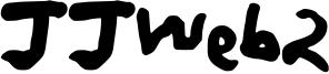 JJWeb2 Font