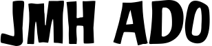 JMH Ado Font