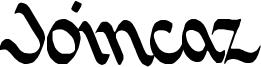 Joincaz Font