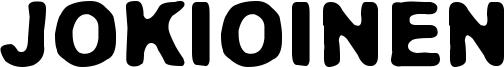 Jokioinen Font