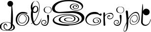 JoliScript Font