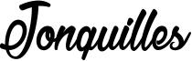 Jonquilles Font