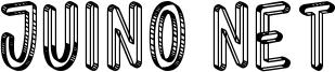 Juino Net Font