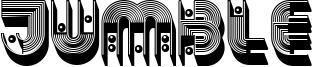 Jumble Font