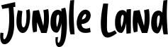 Jungle Land Font