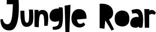 Jungle Roar Font