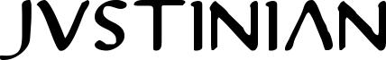 Justinian Font
