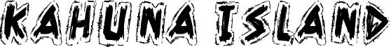 Kahuna Island Font