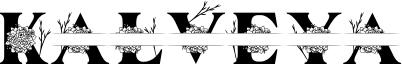 Kalveya Font