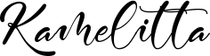 Kamelitta Font