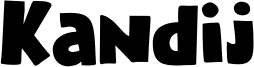 Kandij Font