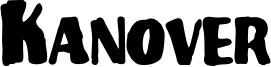 Kanover Font