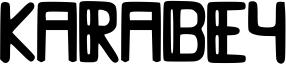 Karabey Font