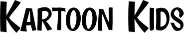 Kartoon Kids Font