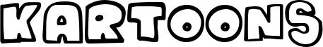Kartoons Font
