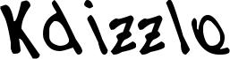 Kdizzle Font