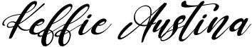 Keffie Austina Font