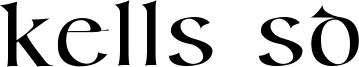 Kells SD Font