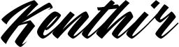 Kenthir Font