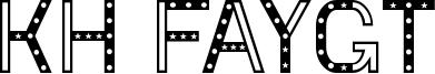 KH Faygt Font