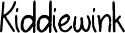 Kiddiewink Font
