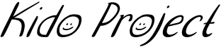 Kido Project Font