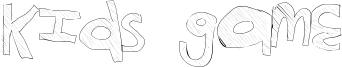 Kids Game Font