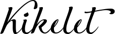 Kikelet Font