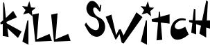 Kill Switch Font
