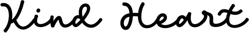 Kind Heart Font