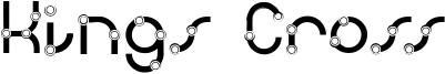 Kings Cross Font