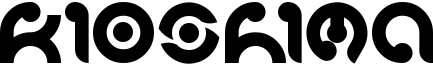 Kioshima Font