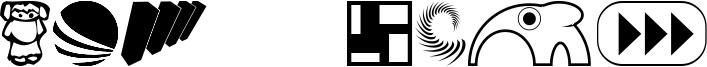 Klozzbats Font