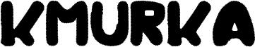 Kmurka Font