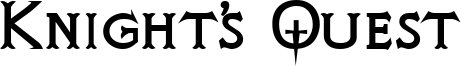Knight's Quest Font