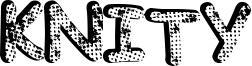 Knity Font