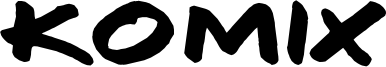 Komix Font
