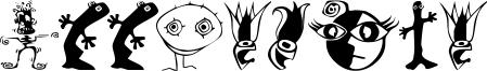 Kooksters Font