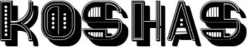 Koshas Font