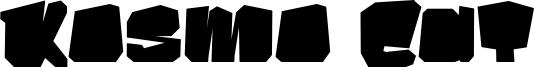 Kosmo Cat Font